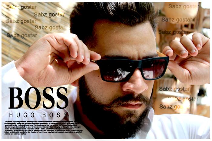 عینک hugo boss