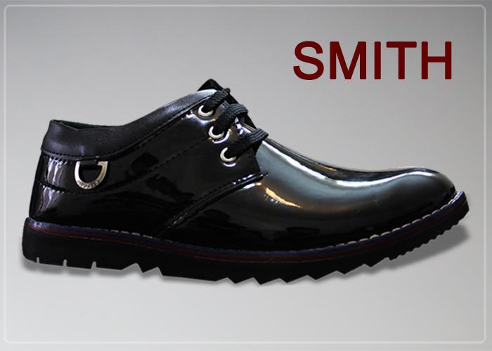 کفش مجلسی ورنی مدل SMITH