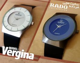 ساعت مچی RADO مدل vergina