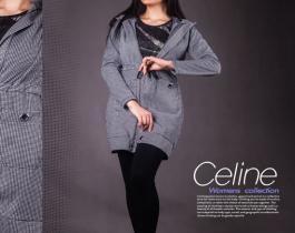 مانتو زنانه مدل Celine