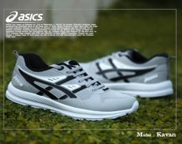کفش مردانه Asics مدل  Kavan (طوسی)