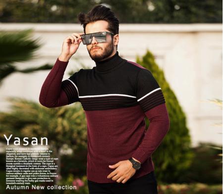 بافت مردانه مدل Yasan
