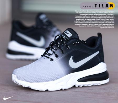 کفش مردانه Nike مدل Tilan (طوسی)