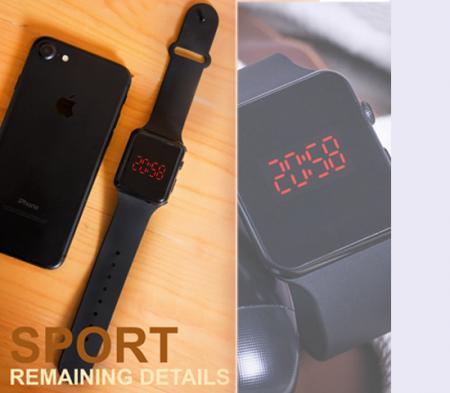 ساعت مچی مدل Led watch